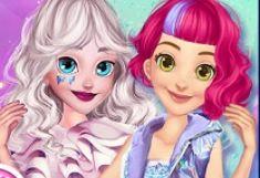 Elsa si Rapunzel Fashion din Viitor