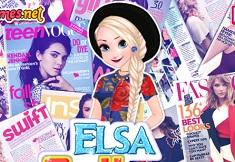 Elsa si Revista din Colegiu