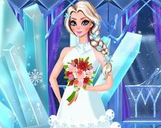 Elsa si Rochia de Mireasa Perfecta