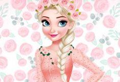 Elsa Trandafiri Stilizati