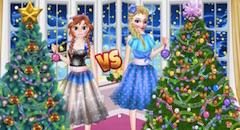 Elsa vs Anna Concurs de Decorat…