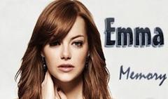 Emma Stone Carti de Memorie