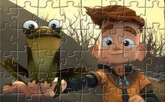 Eu si Cavalerul Puzzle