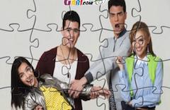 Eu sunt Frankie Puzzle