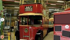 Evadati din Museul de Transport…