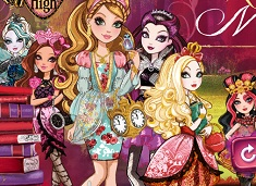 Ever After High Bejeweled de Poveste