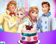 Familia Frozen Gateste Tort de…