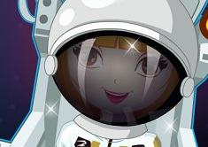 Fata Astronaut