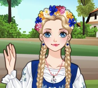 Fata din Polonia