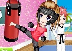 Fata Kickboxer
