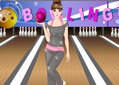 Fata la Bowling