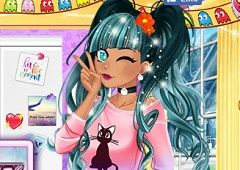 Fata Manga Creeaza Avatar