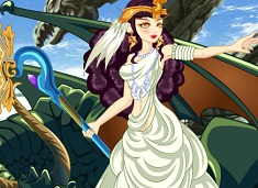 Fata si Dragonul