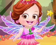 Fetita Hazel Printesa Florilor…