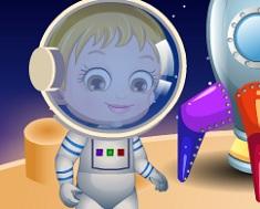 Fetita Hazel si Extraterestrii