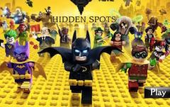 Filmul Lego Batman Imagini Ascunse