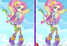 Fluttershy 6 Diferente