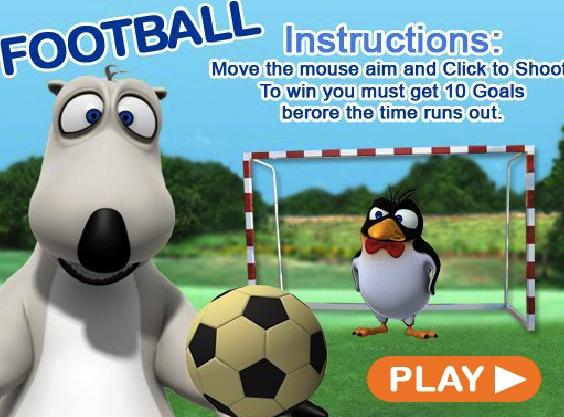 Fotbal cu Bernard