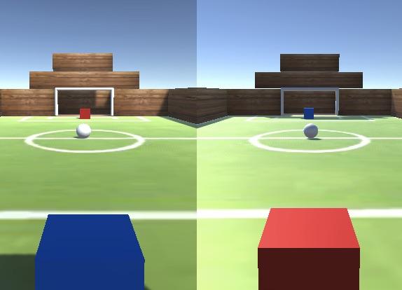 Fotbal cu Cutii