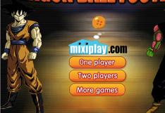 Fotbal Dragon Ball Z
