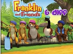 Franklin si Prietenii 6 Diferente