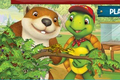 Franklin si Soparla Gecko