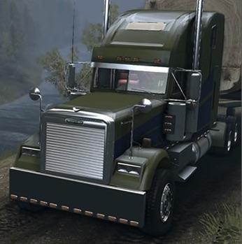 Freightliner cu Diferente