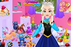 Frozen Ana si Jucariile