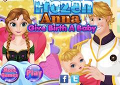 Frozen Anna Naste