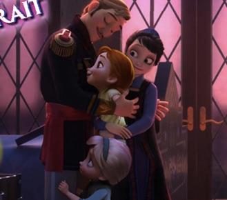 Frozen Portret de Familie