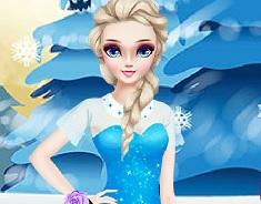 Frozen Printesa Eleganta