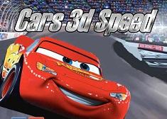 Fulger McQueen Masini 3D Rapide