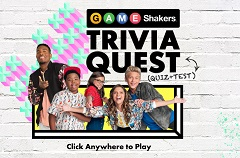 Game Shakers Test
