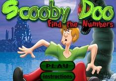 Gaseste Numerele cu Scooby Doo
