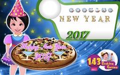 Gateste Pizza de Anul Nou