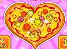 Gateste Pizza Inima