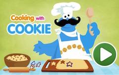 Gatiti Alaturi de Cookie