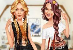Gigi si Kendall Fashioniste