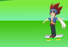Gingka cu Hoverboardul