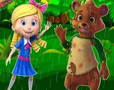 Goldie si Ursul Messy