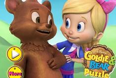 Goldie si Ursul Puzzle