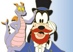 Goofy si Dragonul Puzzle