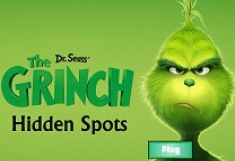 Grinch Imagini Ascunse