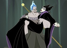 Hades si Maleficent