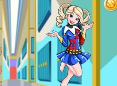 Harley Quinn de Imbracat