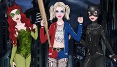 Harley Quinn si Prietenii