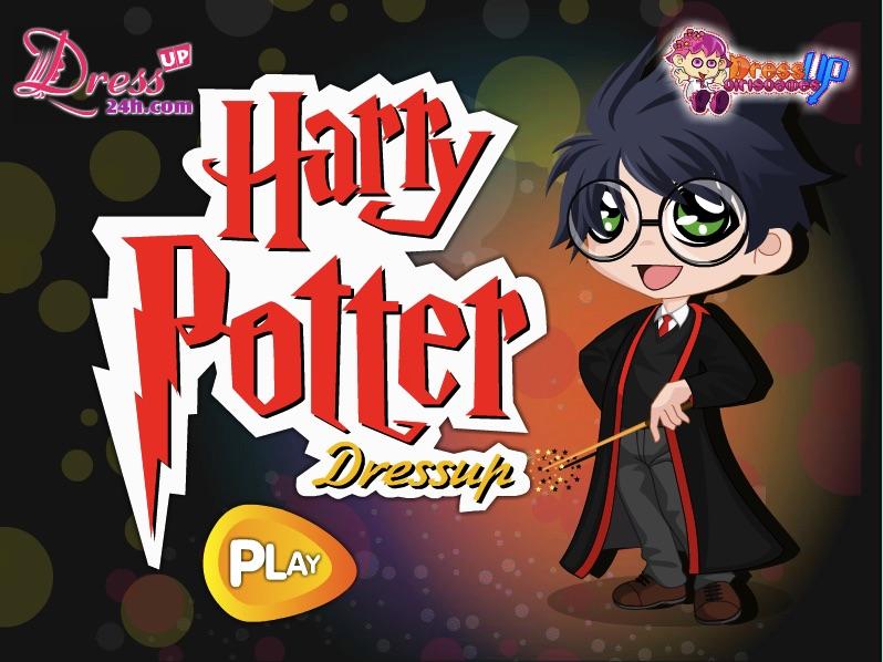 Harry Potter de Imbracat