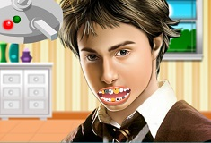 Harry Potter la Dentist