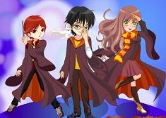 Harry Potter si Prietenii Lui