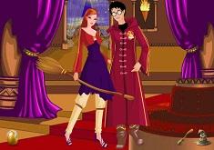 Harry si Ginny de Imbracat